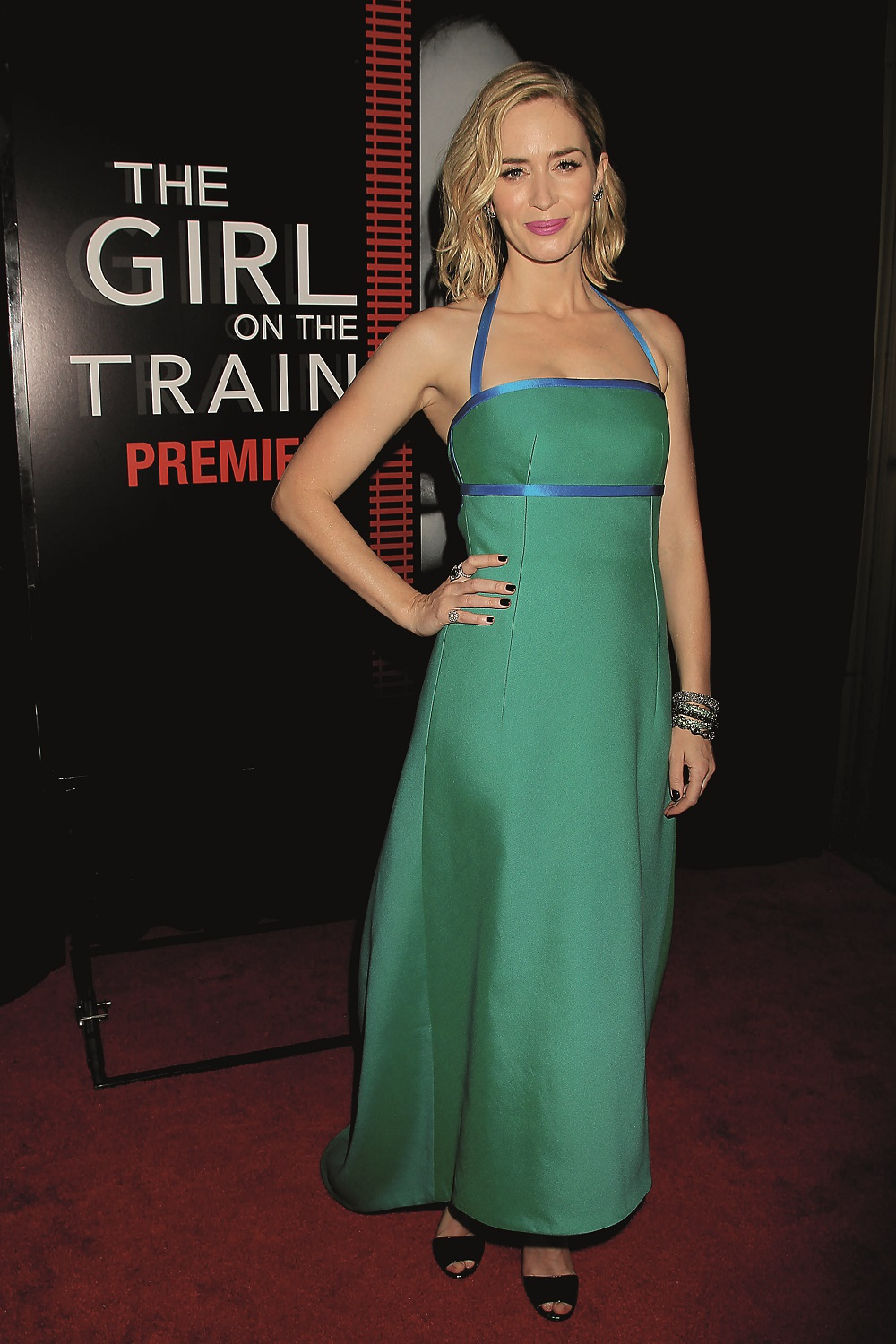 "Universal Pictures Presents The American Premiere of Dreamworks Pictures and Reliance Entertainments ""The Girl On The Train"""