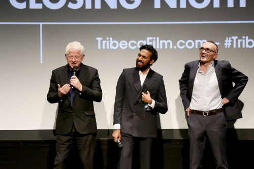 "- New York - New York - 5/4/19 - Universal Pictures Presents The Closing Night Gala Film and World Premiere of ""YESTERDAY"" - Q&A with Musical Performance -Pictured: Richard Curtis (Producer, Writer), Himesh Patel, Danny Boyle (Director) -Photo by: Marion Curtis / StarPix for Universal Pictures -Location: TFF BMCC Theater"